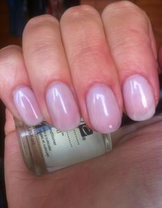 Shellac Romantique layered with Negligee