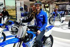 WMX: Kiara Fontanesi assina pela Yamaha