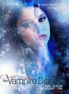 Nina Dobrev - Elena - Katherine - The Vampire Diaries