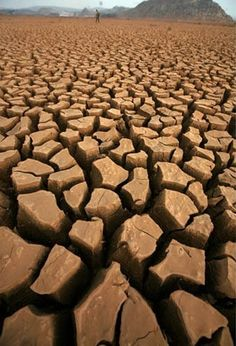 A drought is an extended period of months or years when a region suffers a severe deficiency in its water supply. Generally, this occurs when a region receives consistently below average rainfall. It can have a substantial impact on the ecosystem and agriculture of the affected region.