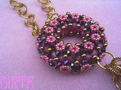 A thing called ring. Try to bead tutorial