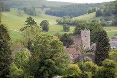 Amberley Castle – West Sussex, England