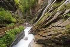 #Bergwanderung im #Berchtesgadener Land: Durch die #Wimbachklamm zum #Wimbachgries
