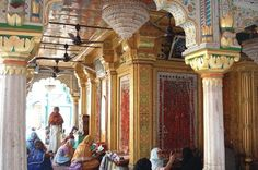 #India Nizamuddin Dargah, #Delhi is is the mausoleum of one the most renowned Sufi saints...