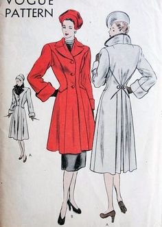 Vogue 5837 coat