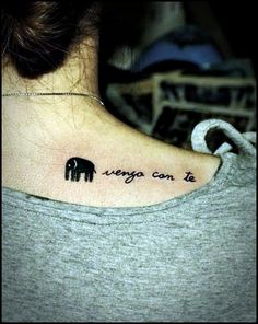 """small-tattoo-designs-25.jpg 600×755 pixels But instead I would get """"voy con tigo""""= """"I go with you"""""""