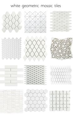 Alternatives to White Subway Tile   Centsational Girl