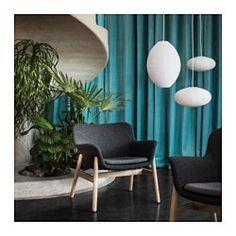 IKEA - VEDBO, Fauteuil, , Door de tijdloze vormgeving is VEDBO makkelijk te combineren met andere meubels, en komt hij overal tot zijn recht.Gratis 10 jaar garantie. Raadpleeg onze folder voor de garantievoorwaarden.