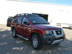 2013 Nissan Xterra X 4x2 X 4dr SUV SUV 4 Doors Lava Red for sale in Marietta, GA Source: http://www.usedcarsgroup.com/used-nissan-for-sale-in-marietta-ga
