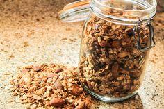 Cinnamon Apple Almond Granola