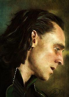 : May cause feels! ---------------------------------------------------------------------------------------------- All characters belong to © Marvel © Fan-Fic written by Skylar J. Thomas William Hiddleston, Tom Hiddleston Loki, Good Habits, Marvel Fan, Mona Lisa, Hero, Fan Art, Deviantart, Artist