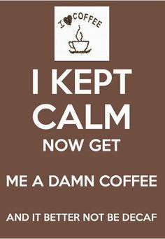 reposted from Coffee writes on Google+       QUOTE OF THE DAY