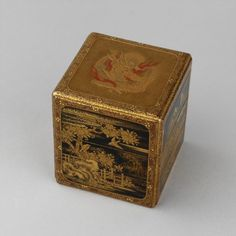 The Royal Collection: Box - Japanese, lacquer - inspiration