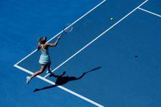 Maria Sharapova, 2R, 16 January 2014.  - Ben Solomon/Tennis Australia