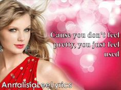 Taylor Swift - The Lucky One - Red Album