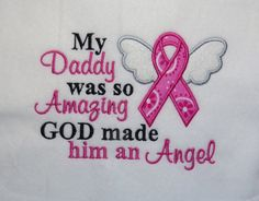 My Daddy Was Amazing God Made Him An Angel by LMTEmbroideryDesigns