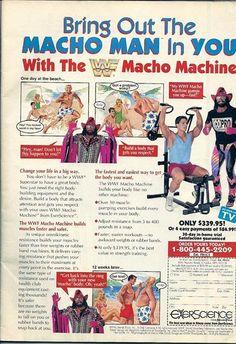 Faites-vous pousser des couilles grâce à la Macho Machine, et renvoyez votre femme à sa place : la cuisine !