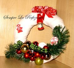 Christmas Christmas Wreaths, Holiday Decor, Home Decor, Decoration Home, Room Decor, Home Interior Design, Home Decoration, Interior Design