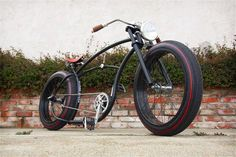 Fat tire Rat bike