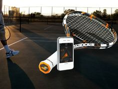 Instead of a tennis racket - Babolat Play Pure Drive Tennis Racket