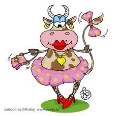 cow illustration - Szukaj w Google