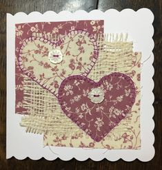 Fabric Cards, Fabric Postcards, Sewing Cards, Crazy Patchwork, Free Motion Embroidery, Mini Quilts, Anniversary Cards, Diy Cards, Homemade Cards