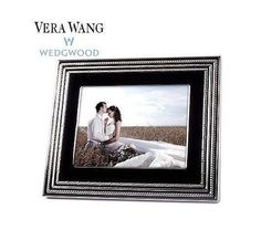 image of Vera Wang Wedgwood® Love Noir Digital Photo Frame Picture Frames For Sale, Photo Frame Display, Photo Picture Frames, Wedding Day Gifts, Summer Wedding, Digital Photo Frame, Vera Wang, Cool Things To Buy, Walmart