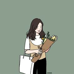 Drawing art girl artworks 22 Ideas for 2019 Cartoon Art Styles, Cute Art Styles, Aesthetic Drawing, Aesthetic Art, Cute Illustration, Character Illustration, Cover Wattpad, Cute Couple Art, Couple Ideas