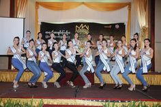 Road to Miss World Myanmar 2015, finals on July 11