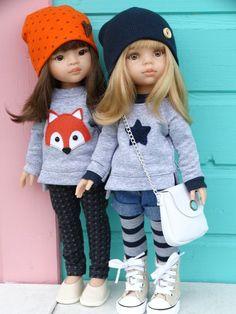 Creatable World Doll Fashions Clothes Aqua Blue Beanie Hat