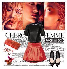 """London"" by shaneeeee ❤ liked on Polyvore featuring JEM, La Femme, Hedi Slimane, Sonia Rykiel, Lagon Rouge, T By Alexander Wang, Zara, women's clothing, women and female"