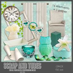 Designer Mix 11 CU4CU by Scrap and Tubes CU, Digital scrap designs for Commercial Use Scrapbooking; #CUDigitals, #digiscrap, #digitalscrapbooking,