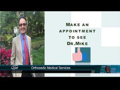 Have a nagging injury? Make an appointment to see Dr. Mike. Call the Mike George Fitness System at 312-943-6700.