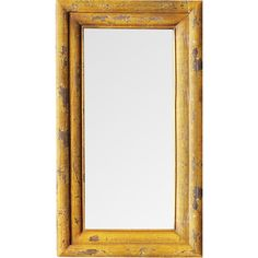 Dot & Bo Beckerson Framed Mirror in Mustard ($299) ❤ liked on Polyvore featuring home, home decor, mirrors, rectangular beveled mirror, rectangle mirror, framed mirrors, framed beveled mirror and mustard yellow home decor