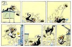 Franquin - Gaston - Personnages