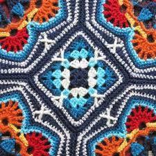 Image result for persian tile crochet pattern