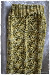 "My Cup of Tea socks are worked top down on dpn's. Inspiration for these socks came from the ""crocuses"" pattern (p. 60) The Stitch Collection Book 5/Specialty Stitches by Debbie O'Neill."