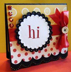 hi - Scrapbook.com by Lisa Young