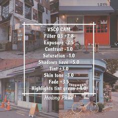 407 Best Filters VSCO Share images in 2019   Vsco, Vsco