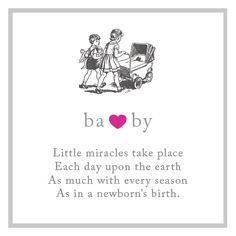 """Send a message from the heart. Notecard filled with positive words. Blank inside, so you can write your own special thoughts. 5.25"""" square. Comes with envelope. http://www.andreaschroder.com/Baby-Notecard-p/as803.htm"""