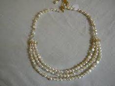 Resultado de imagen para collares de perlas