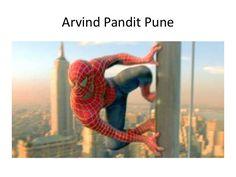 Arvind Pandit  Pune | spiderman movie el paso