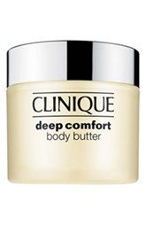 Clinique profundo Comfort Body Butter