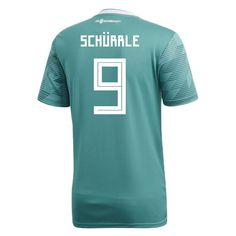 91e6e901d adidas SCHURRLE Germany Away Soccer Stadium Mens S S Jersey World Cup  Russia 2018 M    Click picture for even more details.