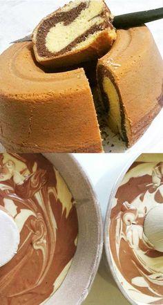 Image - Image Source by eyacdubon Gourmet Recipes, Sweet Recipes, Cake Recipes, Dessert Recipes, Cooking Recipes, Cooking Fish, Cooking Games, Pastel Cakes, Portuguese Recipes