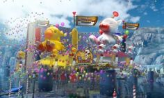 """Final Fantasy XV\"" fans are still looking for ways to be able to figure out the use of the Dream Egg, which was a reward to those who finished the Interrupted by Fireworks main quest at the Moogle Chocobo Carnival. Final Fantasy Xv, Bioshock, Pokemon Go, Holiday Parties, Holiday Gifts, Planet 1, New Ps4, December 22, Carnival"