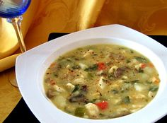 Make and share this Fish Soup / Chowder recipe from Food.com.