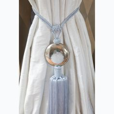 I am on a hunt for these like they are my last meal...the most amazing tassel tie back I've ever seen!