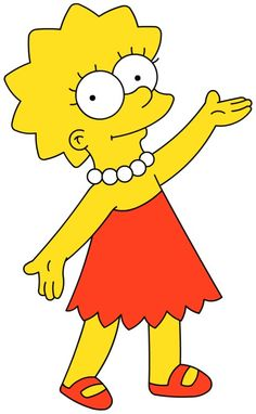 lisa simpson at odds for being smart and a little girl shes constantly held