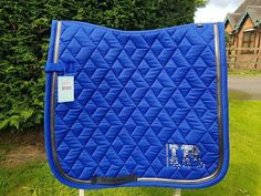 Imperial Riding party hardy saddlecloth royal blue